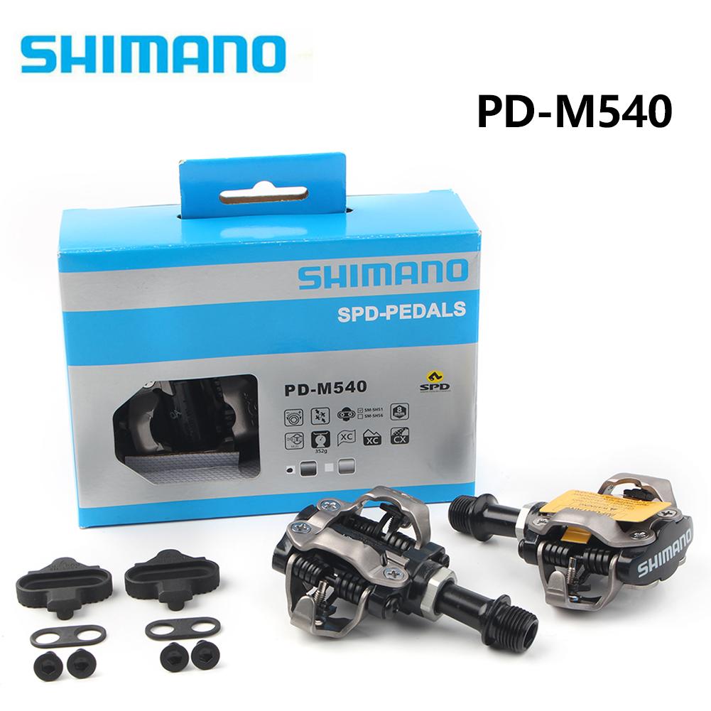 New  Deore XT PD-M8000 SPD Clipless MTB Pedals /& Cleats EPDM8000 Set