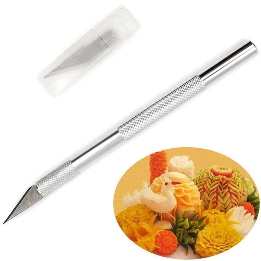 Skalpell Messer Set Nr.3 Modelliermesser Präzisionsmesser Cutter 100 Klingen