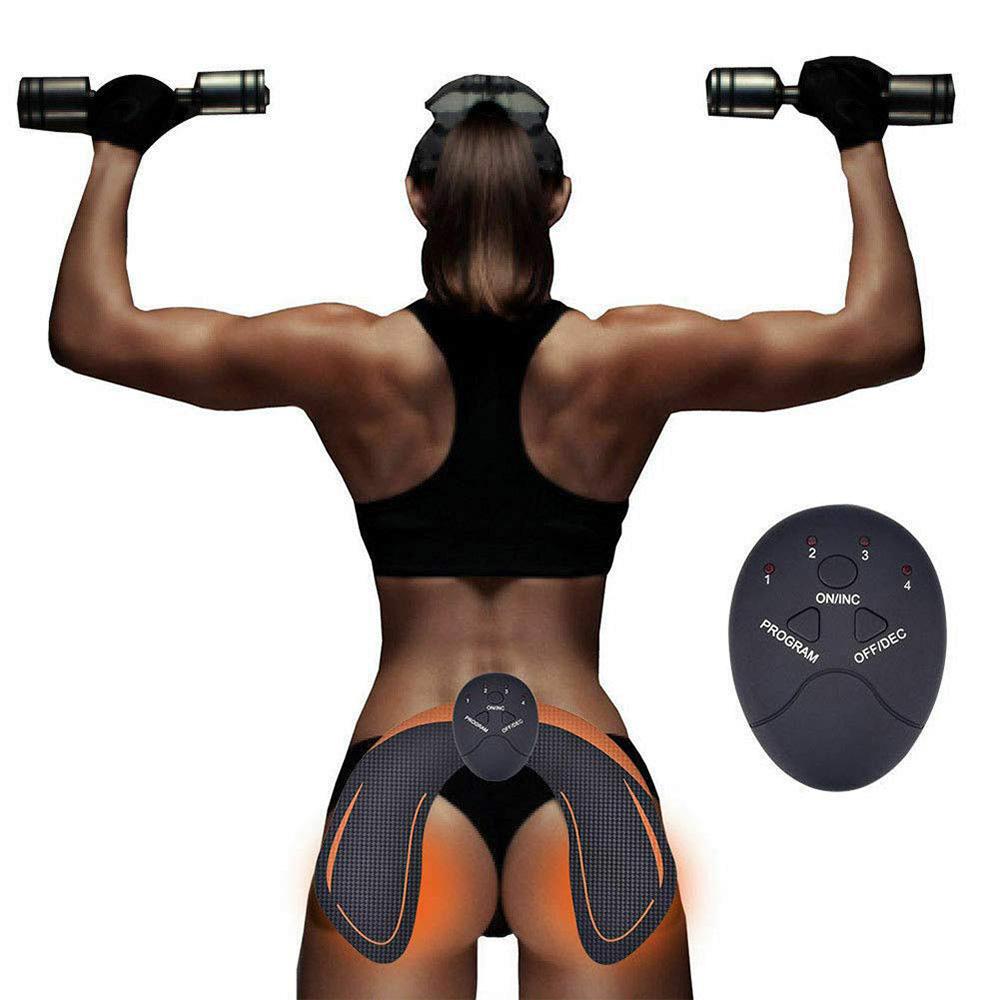 EMS Smart Hips Trainer Buttocks Butt Lifting Body Fitness Muscle Stimulator QP8