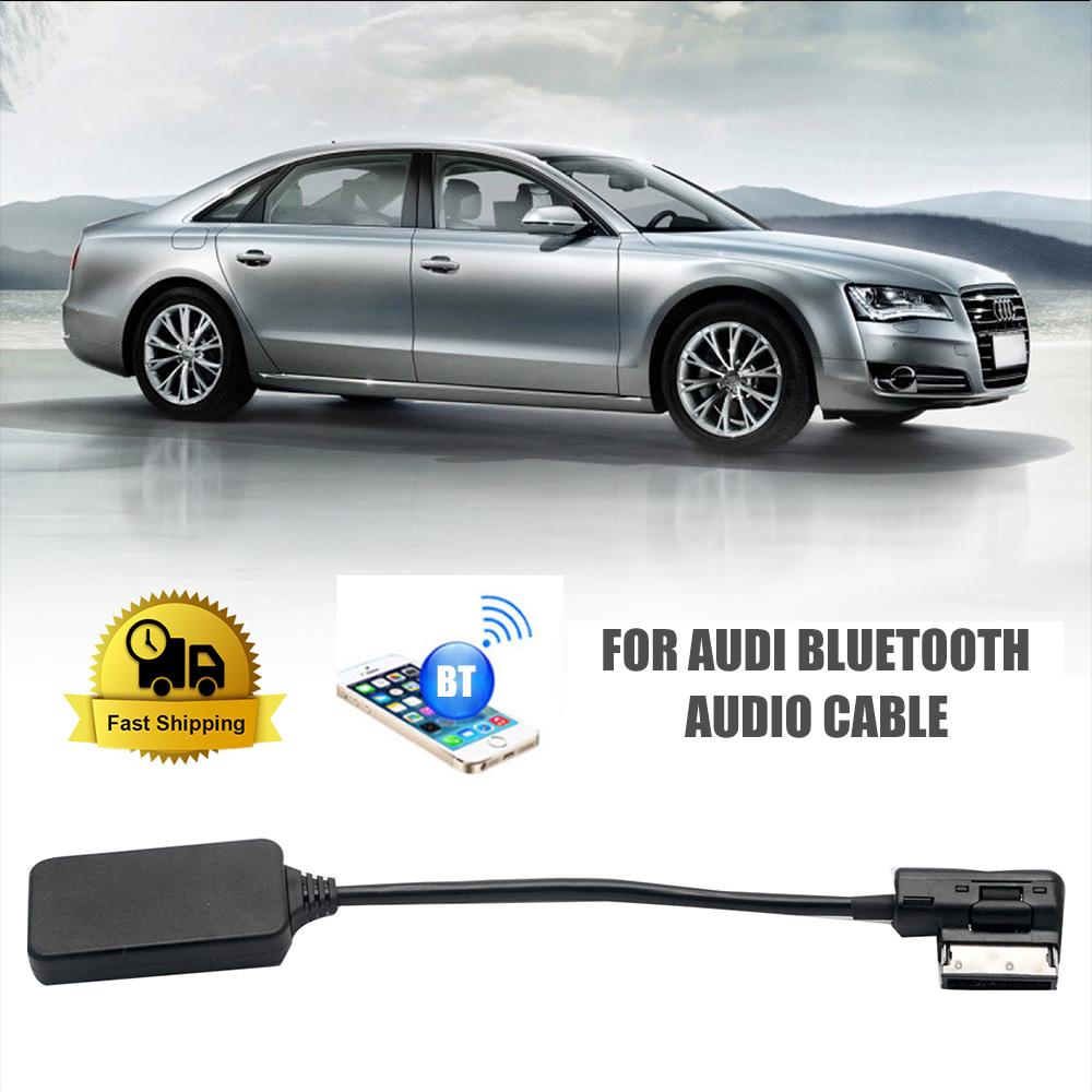 Audi VW MMI Bluetooth Musik-Streaming-Kit iPod Media Interface AMI Kabel führen
