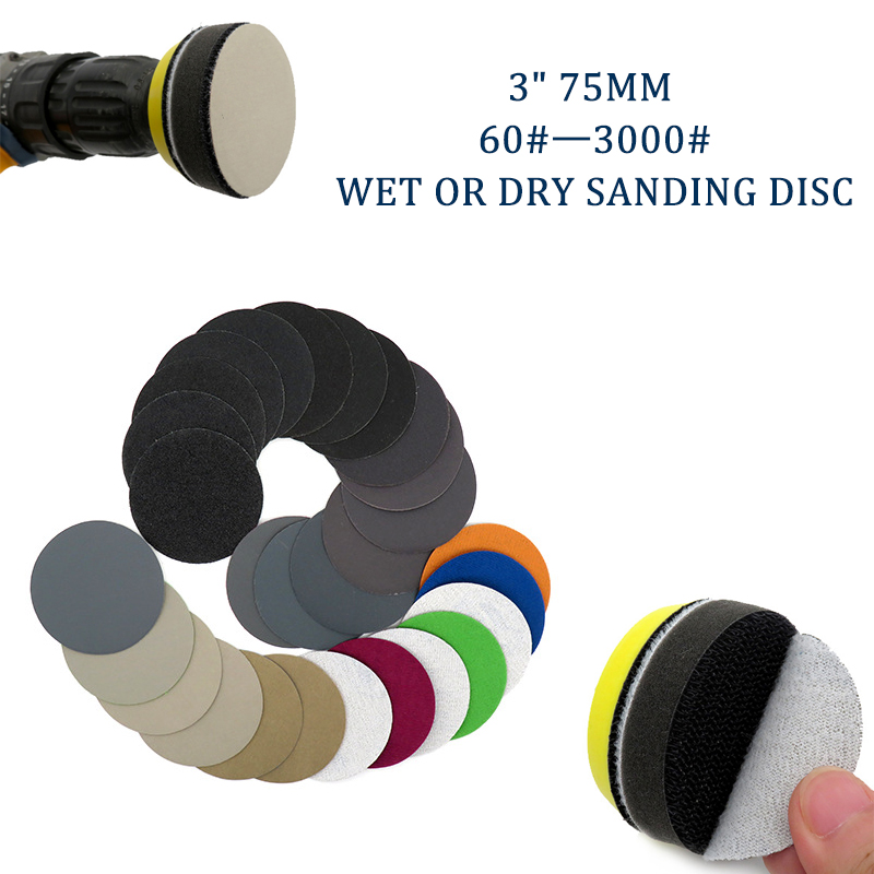 60 Grit Punched 93 x 190mm Sander Pads 10 x Hook and Loop 1//3 Sanding Sheets