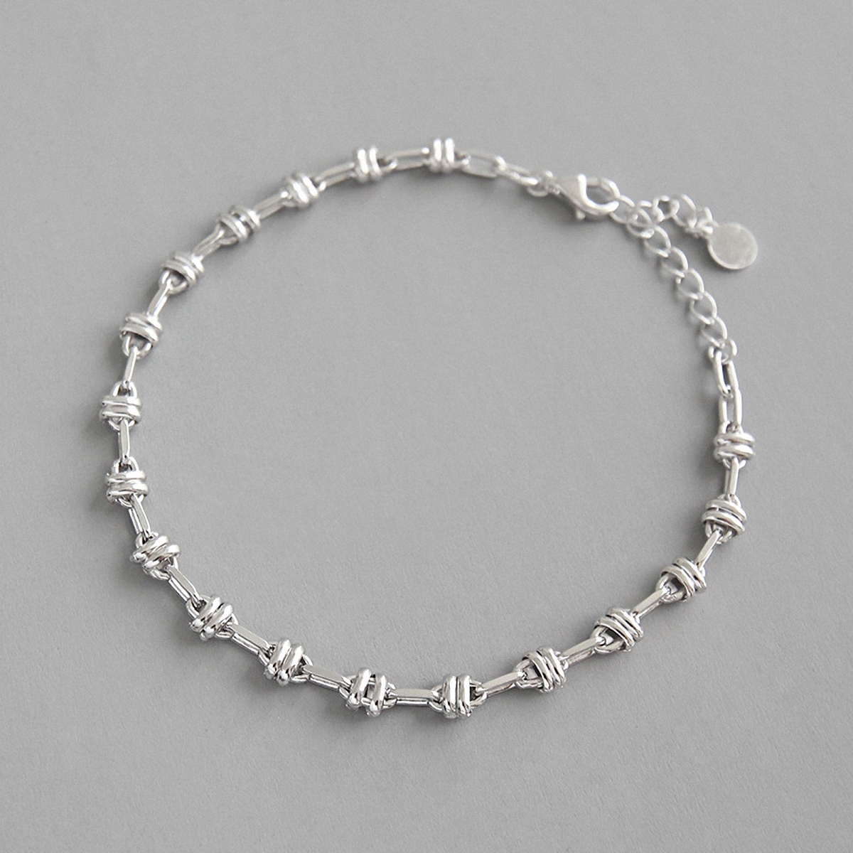 Bracelet Sterling Silver 925 Silver Turkish Handmade Perfect Gift for Her