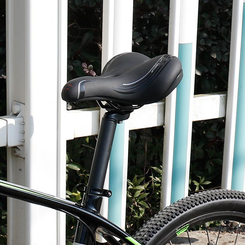 Edge sillín bici sporty negro blister sillín bici